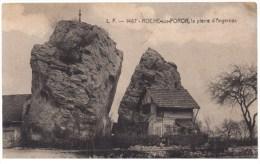 Roche – Sur -Foron. La Pierre D'Angeroux - Bonneville