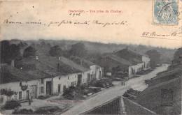 54 Meurthe Et Moselle(canton Lunéville-Nord) HUDIVILLER Vue Prise Du Clocher  (Editions : E.Bastien Lunéville)*PRIX FIXE - Luneville