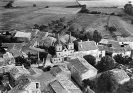 Cpsm(16) En Avion Au Dessus De Villefagnan Le Temple - Villefagnan