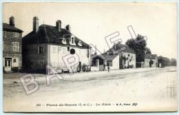 Pierre-de-Bresse (71) - Les Hôtels - Other Municipalities