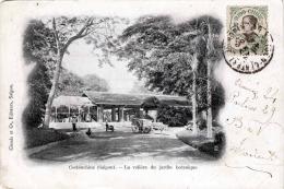 Cochinchine (Saigon) La Volliere Du Jardin Botanique - China
