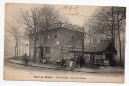 Cpa 91 - Forêt De Sénart - Chalet Fradet - Croix De Villeroy - Altri Comuni
