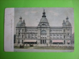 5 Cpa Belges, Anvers, Exposition Anvers, Anvers, Hôtel De Ville, Gent, Liège      H - 5 - 99 Postkaarten