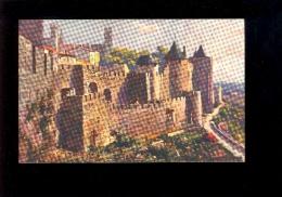 CARCASSONNE Aude 11 : Cité De Carcassonne : Collection Oilette Illustration D'après Peinture - Carcassonne
