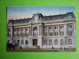 5 Cpa Belges, Montaigu, Bruxelles, Tournai, Spa, Namur      H - 5 - 99 Postkaarten
