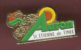 39851-pin's.Cyclisme.Auro N.Saint Etienne De Tinee.. - Radsport
