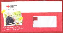 Postwurf, Deutsches Rotes Kreuz, Aus Liebe Zum Menschen (68739) - Machine Stamps (ATM)