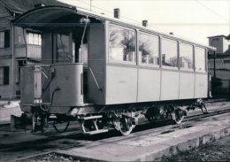 Chemin De Fer Suisse, Wynental- Und Suhrentalbahn, Train à Aarau Photo 1962 BVA 110.3 WSB - Eisenbahnen