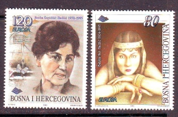 Bosnia 1996. Europa. 2 V. MNH. Pf.** - Bosnia And Herzegovina