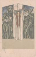 XXIII° CONGRESSO CATANIA 27-31 OTTOBRE 1912 SOC. NAZ. DANTE ALIGHIERI VG   2 SCANN. AUTENTICA 100% - Manifestaciones