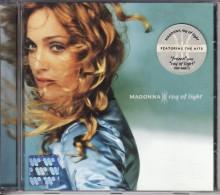 MADONNA ¤ ALBUM RAY OF LIGHT ¤ 1 CD AUDIO 13 TITRES - Disco, Pop