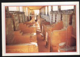 Egypt-sakkara-the Entrance Of Zuser Pyramid-unused,perfect Shape - Egypt