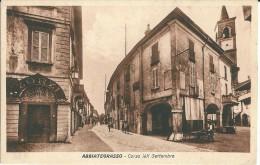 ABBIATEGRASSO - CORSO XX SETTEMBRE - F/P - N/V - Milano