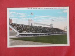 Kentucky> Bowling Green  Stadium  Teachers College  Ref 1623 - Bowling Green