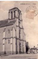 Gonnord.. Valanjou.. Belle Vue De L'Eglise - Francia