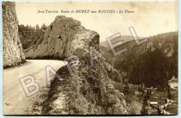 Morez Aux Rousses (39) - Virage ´´Le Thuru´´ - Morez