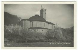 """1951, Voralberg - """"Bludenz - Heilige Kreuzkirche"""" - Bludenz"""