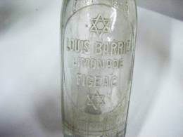 Bouteille De Limonade Louis Barrie Figeac---- Numerote Au Dessous 1410-hauteur 29cm- - Andere Verzamelingen