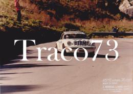 """65^ TARGA FLORIO RALLY DI SICILIA 1981/  9° Classificato - N. 37  Porsche 911 Carrera _ """"JOKER"""" / """"WISE"""" - Automobili"""