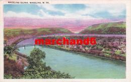 états Unis West Virginia Wheeling Island - Wheeling