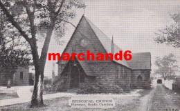 états Unis South Carolina Florence Episcopal Church - Florence