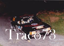 65^ TARGA FLORIO RALLY DI SICILIA 1981/   N. 48  Talbot Sunbeam Lotus - Errepi - Mandalà - Automobili