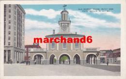 états Unis Arkansas Fayetteville Old Market House Built 1838 - Fayetteville
