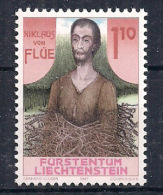 LIECHTESTEIN 1987 SAN NICOLA DE FLUE UNIF. 859 MNH XF - Liechtenstein