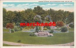 états Unis Missouri Sunken Garden Schifferdecker Park Joplin - Etats-Unis