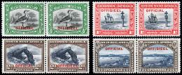 South West Africa Scott O13-16 (1931) Mint H VF Complete Set, CV $26.00 - África Del Sudoeste (1923-1990)