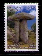 ESPAÑA 2014 - TALAYOTS DE MENORCA - EDIFIL Nº 4910** - 1931-Oggi: 2. Rep. - ... Juan Carlos I
