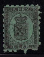 FINLANDE - N°6 - OBLITERE - COTE 225€. - Gebraucht