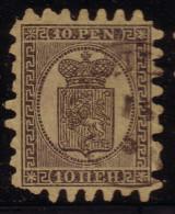 FINLANDE - N°7 - OBLITERE - COTE 300€. - Gebraucht