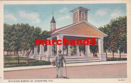 Etats Unis Florida Old Slave Market St Augustine - St Augustine