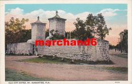 Etats Unis Florida Old City Gates St Augustine - St Augustine