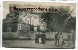 - ANCENIS - ( Loire-inf. ) - La Sous-Préfecture, Belle Animation, Peu Courante, écrite, BE, Scans. - Ancenis