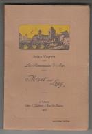 1912 - Les Promenades D'art, Moret Sur Loing - Jules VIATTE -  - FRANCO DE PORT - Ile-de-France