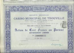CASINO DE TROUVILLE - Casino