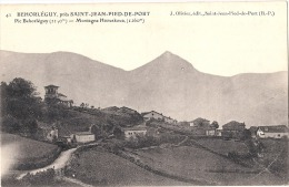 BEHORLEGUY PIC Et Montagne Haouskoua Neuve Excellent état - Andere Gemeenten