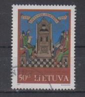 Lithuania 1997 Michel Nr 638 Used - Lituania