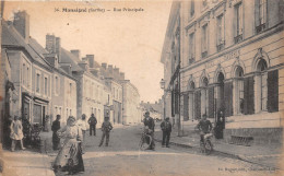 ¤¤  -    36   -   MANSIGNE   -  Rue Principale   -  Hôtel Du Dauphin  -  ¤¤ - France