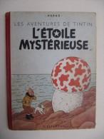 HERGE -  Les Aventures De TINTIN -  L'Etoile Mystérieuse - 1950 - Hergé