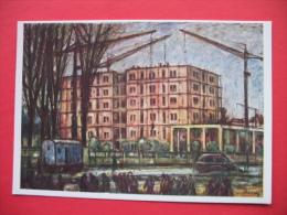 Janko Alexy Panelovy Dom Z Liateho Betonu - Slowakei