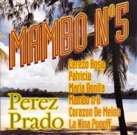 CD - PEREZ PRADO - Mambo 5 - Musiques Du Monde