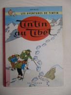 HERGE -  Les Aventures De TINTIN -  Tintin Au Tibet - E.O. 1960 - Hergé