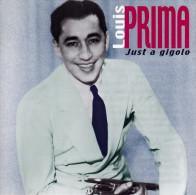 CD - LOUIS PRIMA - Just A Rigolo - Jazz