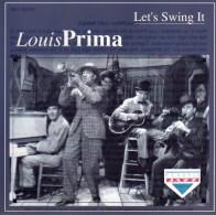 CD - LOUIS PRIMA - Let's Swing It - Jazz