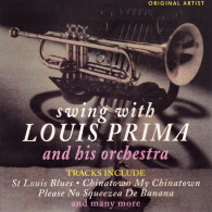 CD - LOUIS PRIMA - And His Orchestra - Jazz