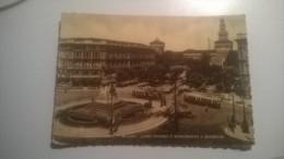Milano - Largo Cairoli E Monumento A Garibaldi - Milano (Milan)