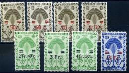 MADAGASCAR Série  N° 290-297, Neufs XX SANS GOMMES - Nuovi